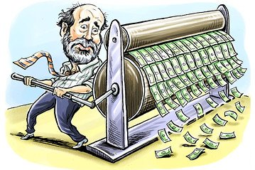 printing money Capital Preservation