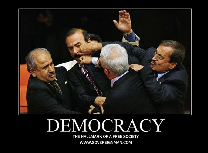 democracy Why modern democracy is for idiots