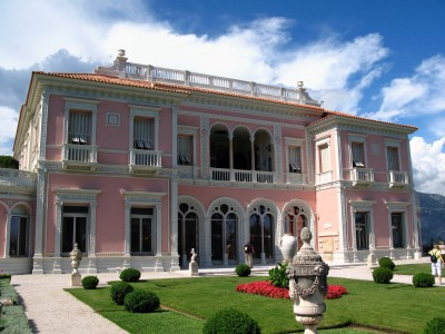 Villa Ephrussi de Rothschild on French Riviera