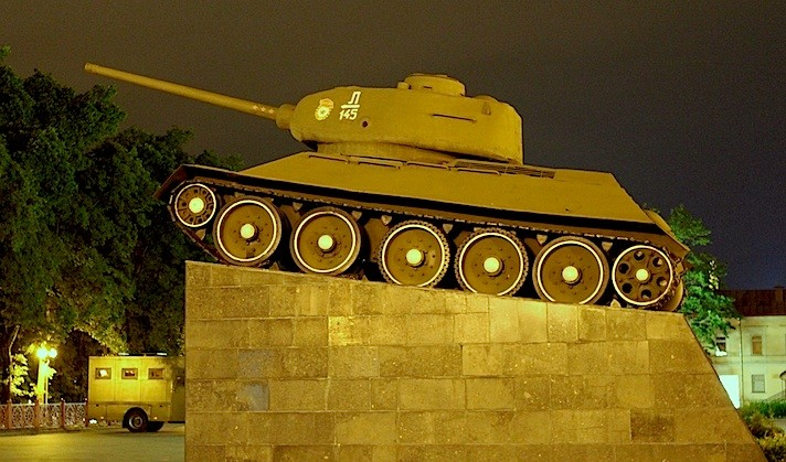 2- celebrating... tanks