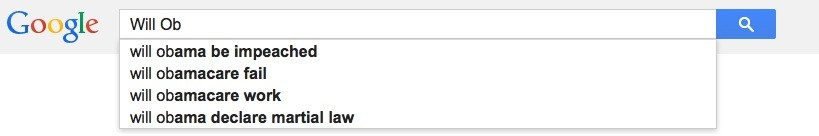 Will Ob Check out what Google autocomplete tells us about America