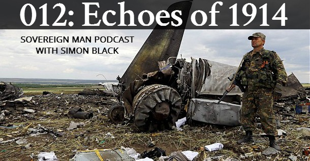 012Podcast Podcast 012: Echoes of 1914