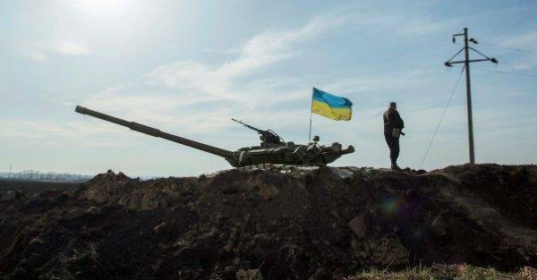 KRAINE CRISIS 586 Boots on the ground in Ukraine: I needed to see this for myself