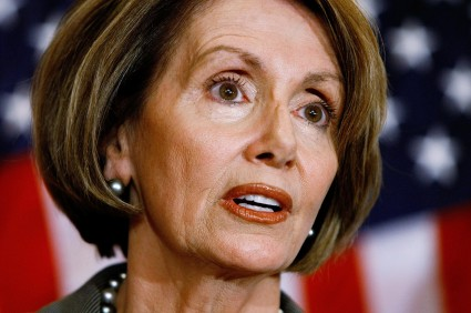 Nancy Pelosi Holds Her Weekly News Conference