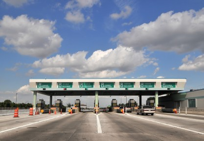 Toll Road Booth