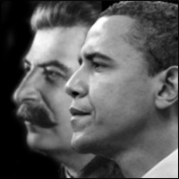 Obama and Stalin