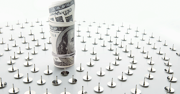 Dollar-Tack-trap