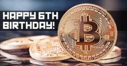 Bitcoin Cryptocurrency Birthday