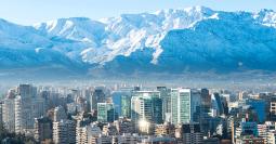 Santiago-Chile-Andes