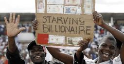 Zimbabwe-starving-billionaire