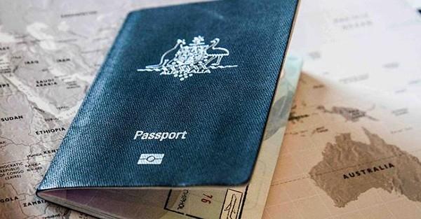 Australian-passport